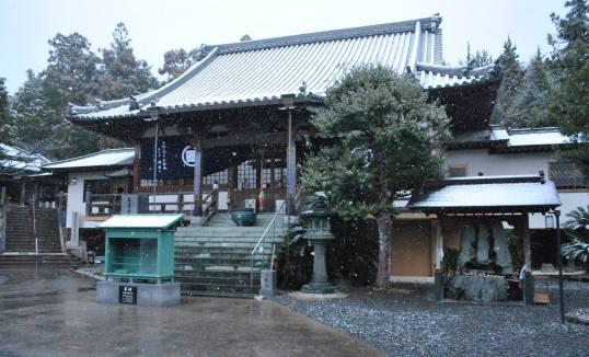 Temple 7's main hall