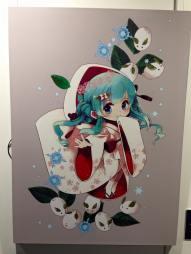 Snow Miku Art