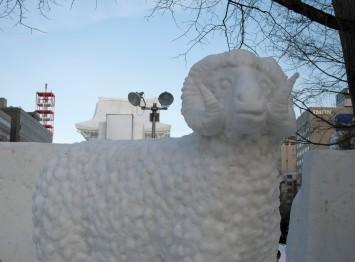 Snow Ram